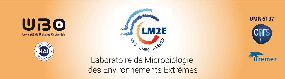 laboratoire de microbiologie des environnements